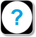 Clip art image of a question mark